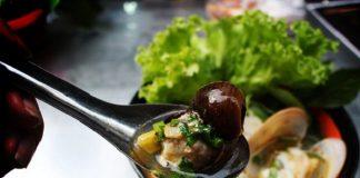 Hủ tiếu ốc, - món ăn ngon miền Nam