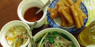 Phở bò Hà Nội mang đậm nét ẩm thực miền Bắc