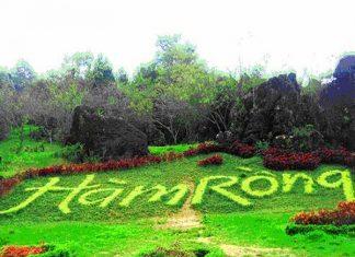 Núi hàm rồng là một trong những điểm du lịch nổi tiếng nhất Sa Pa