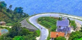 Phượt Tam Đảo bằng xe máy sẽ là một trải nghiệm đầy thú vị của tuổi trẻ