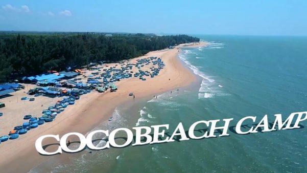 vẻ đẹp Coco Beach camp Bình Thuận