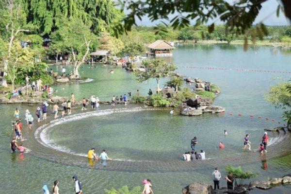 khu công viên suối mơ