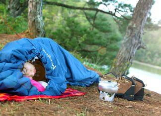 Kinh nghiệm chọn túi ngủ cho dân phượt đi dã ngoại