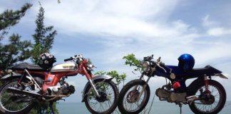 Kinh nghiệm đi phượt bằng xe máy an toàn