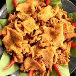 hình ảnh món thịt chua phú thọ