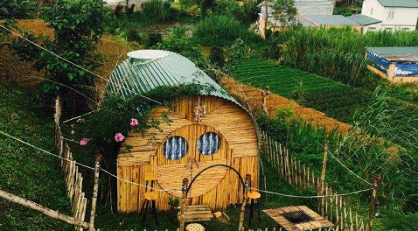 Hobbit villa - homestay đẹp ở Đà Lạt