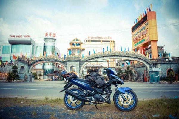 Phượt Cần Thơ bằng xe máy chuẩn bị những gì?