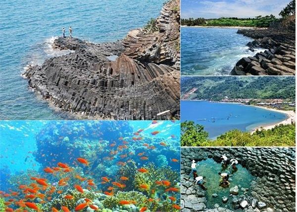 ngắm san hô ở ghềnh bàng