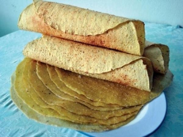 Bánh tráng Mỹ Lồng -đặc sản Bến Tre làm quà