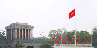 """Quảng Trường Ba Đình """" dấu ấn lịch sử"""" dân tộc Việt Nam"""