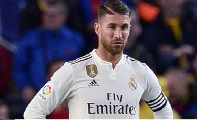 """Lãnh thẻ đỏ trong trận gặp Girona: Ramos kéo dài """"kỉ lục"""" nhận thẻ"""