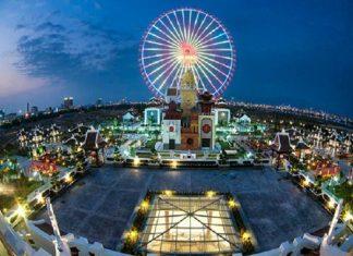 Asian Park –địa điểm giải trí ở Đà Nẵng
