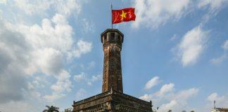 Cột cờ hà nội - biểu tượng của thủ đô Việt Nam