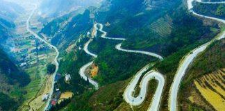 cung đường phượt đẹp nhưng nguy hiểm ở Việt Nam