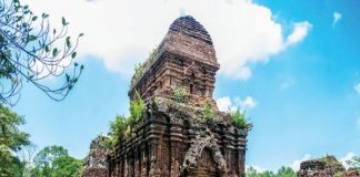 kiến trúc thánh địa mỹ sơn