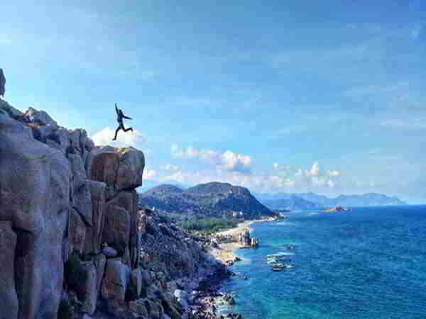 Vẻ đẹp hoang sơ của công viên đá Ninh Thuận