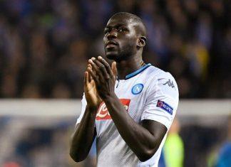 Man Utd chi 60 triệu chiêu mộKalidou Koulibaly