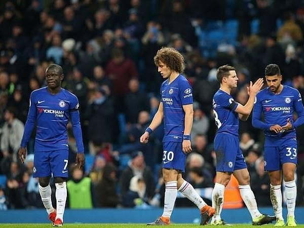 Chelsea âu lo vì Kante sau trận thua thảm MU