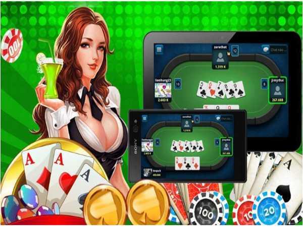 Trà chanh quán là một trong những nơi có các cao thủ game bài online lão làng