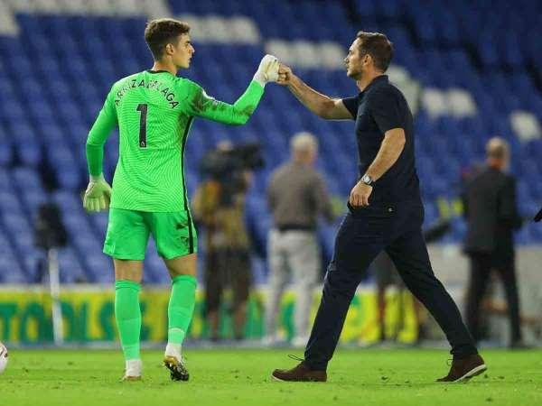 Bóng đá Anh 29/9: Lampard lên tiếng, đã rõ tương lai của Kepa tại Chelsea