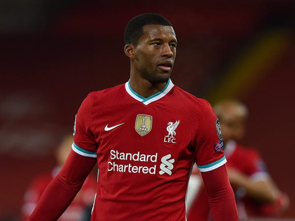 Bóng đá Anh 31/12: Wijnaldum thất vọng lãnh đạo Liverpool