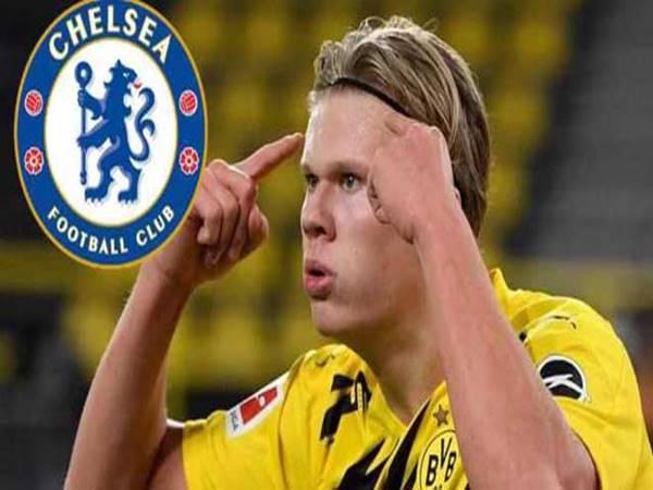 Bóng đá Anh chiều 23/12: Chelsea muốn chiêu mộ Erling Haaland