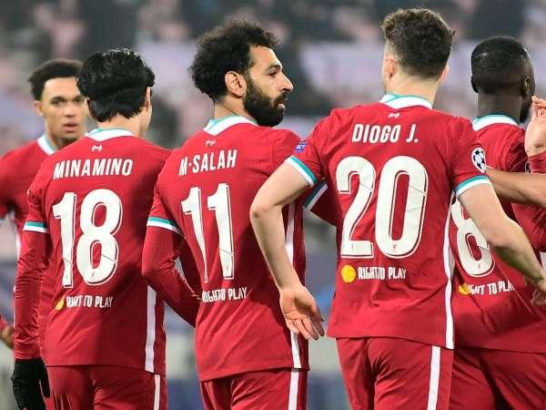 Bóng đá Anh tối 10/12: Salah làm nên lịch sử sau bàn mở tỷ số choLiverpool