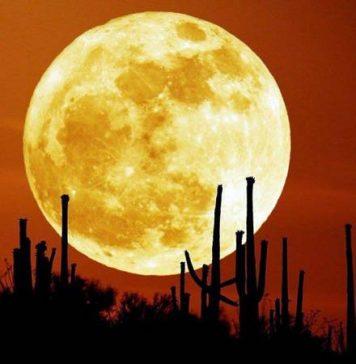 Giải mã ý nghĩa giấc mơ thấy mặt trăng
