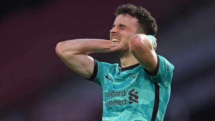 Bóng đá Anh 17/5: Liverpool mất Diogo Jota hết mùa giải