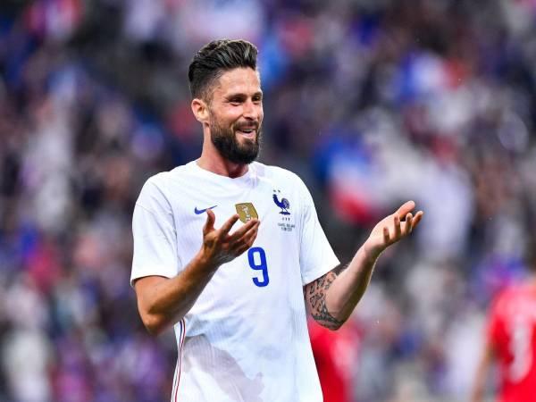 Bóng đá Anh chiều 17/7: Giroud gửi lời chia tay xúc động tới Chelsea