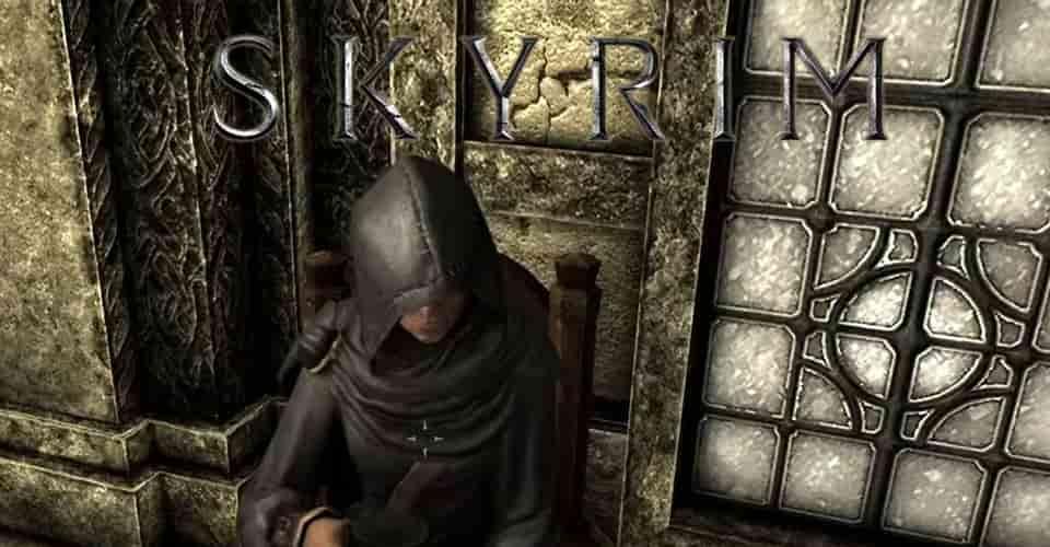 Người chơi Skyrim khám phá ra nhân vật ma cà rồng bí mật