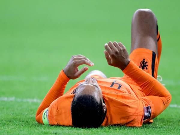 Bóng đá Anh 10/9: Liverpool hết hồn với biểu hiện của Van Dijk